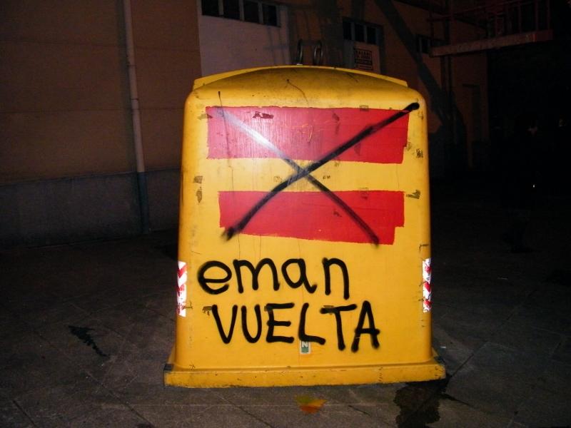 Odio y rencor en el conflicto vasco