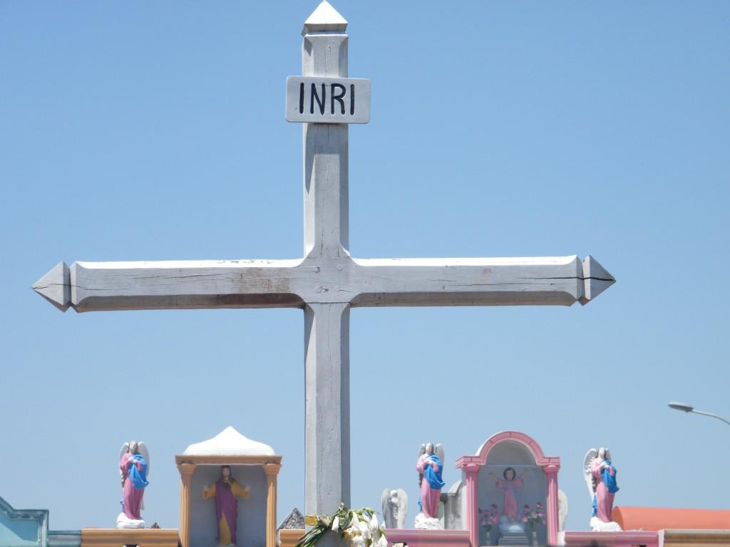 La cruz como símbolo de paz