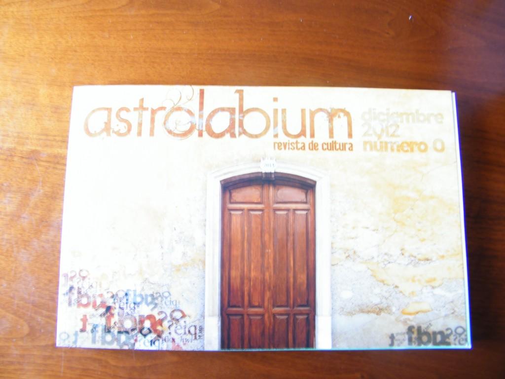 Portada Astrolabium