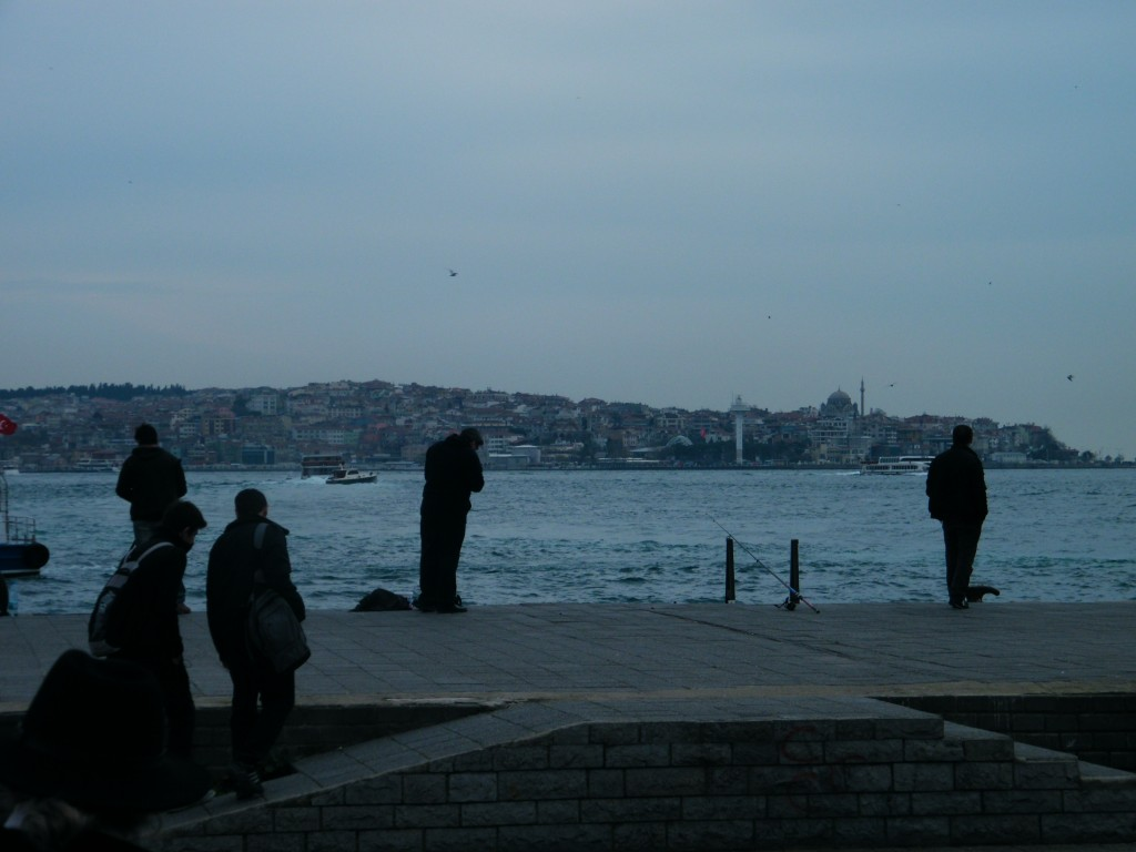 Asia y Europa en Istanbul