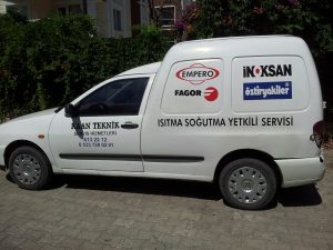 Signo de Fagor en Turquía