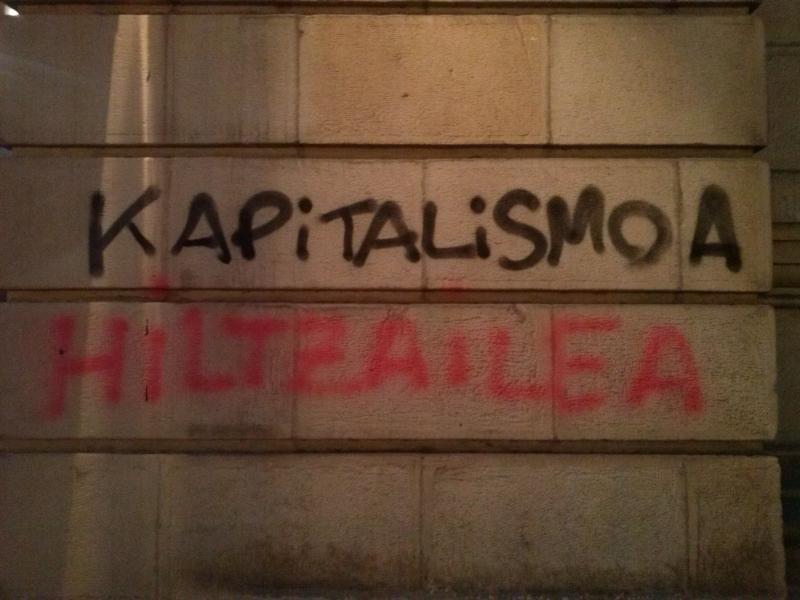 crítica al sistema capitalista