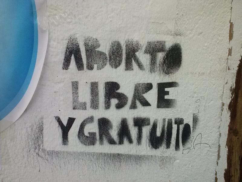 aborto libre y gratuito