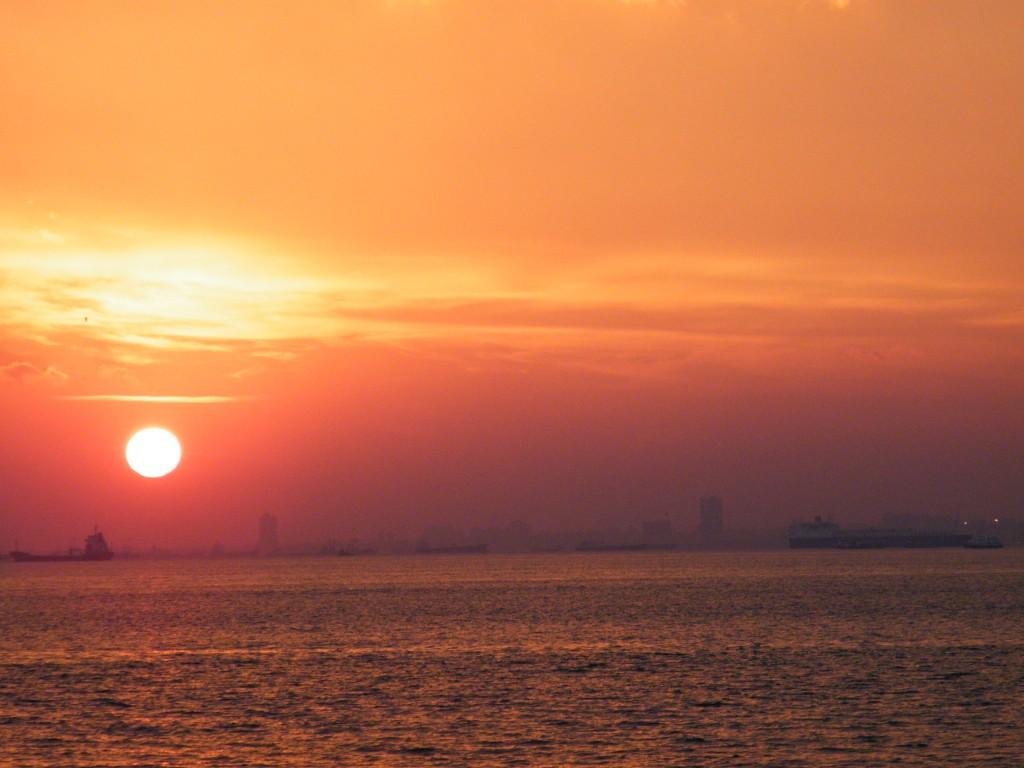Sol en Estambul