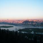 Vista de Estambul desde el barrio Pierre Lotti