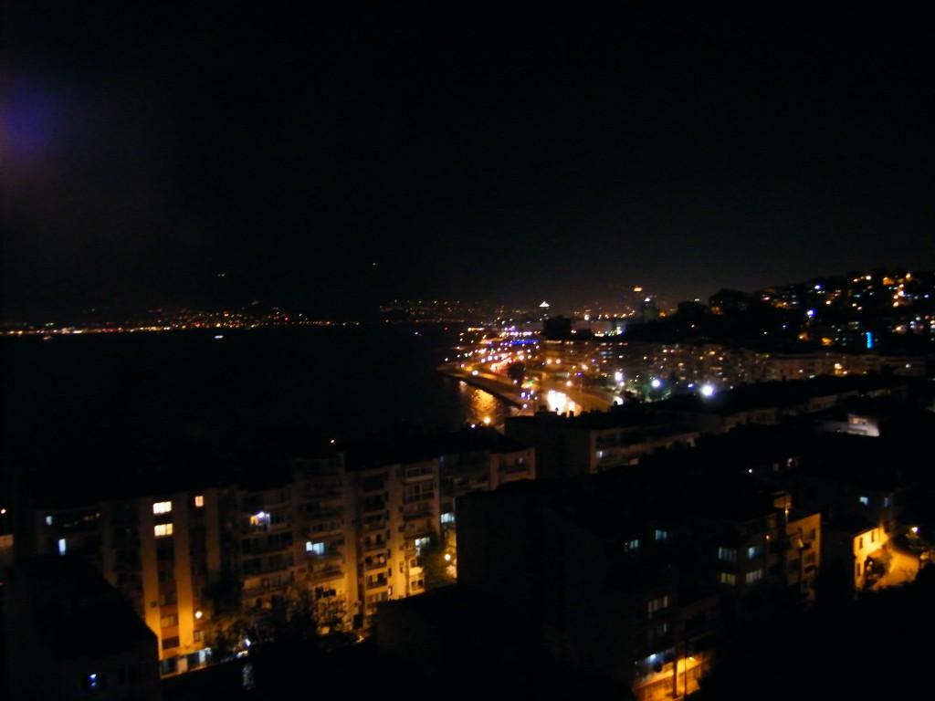 Vista panorámica Izmir