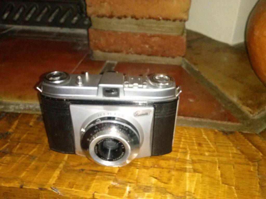 cámaras antiguas