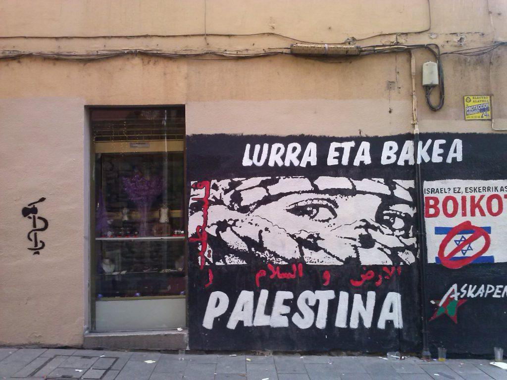 solidaridad con pueblo palestino