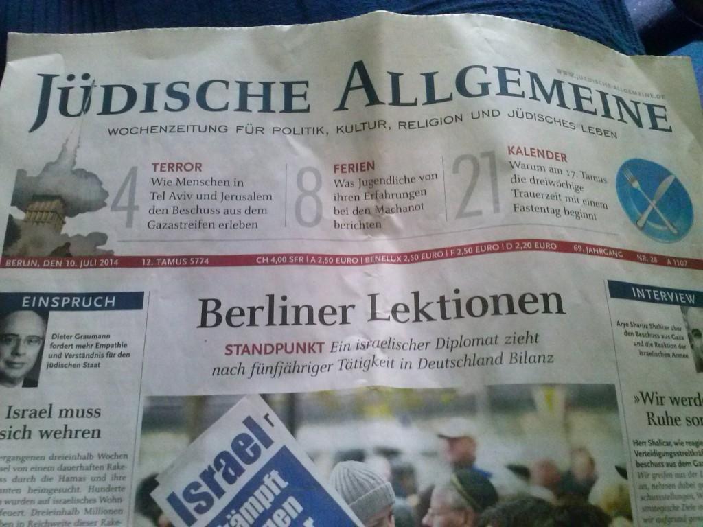 periódico judío
