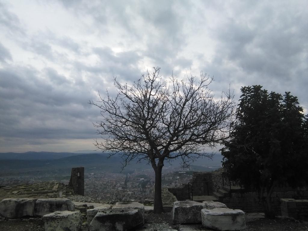 ruinas de TUrquía, Izmir