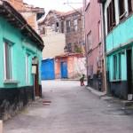 Recorrido por Turquía (II); Eskishehir, la ciudad del color
