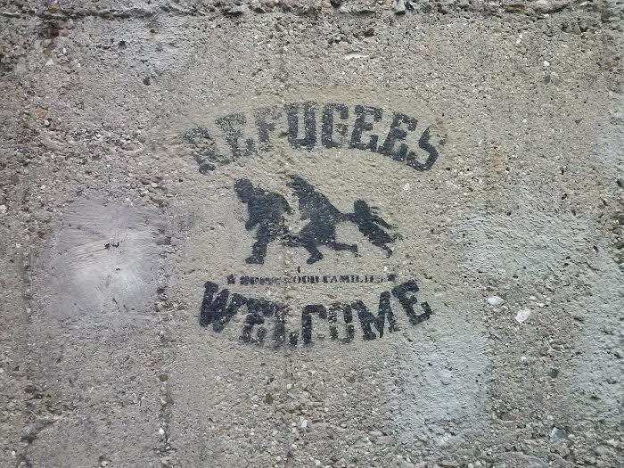"""""""El asilo es un derecho, no se trata de solidaridad, sino de reconocimiento"""""""