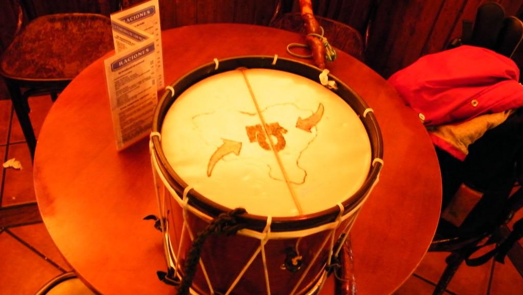tambores curiosos en gasteiz