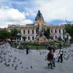 Recuerdos de Bolivia: historia de miedo hacia las ruinas Tiahuanaco