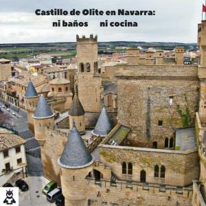 Castillo de Olite en Navarra_ ni baños ni cocina