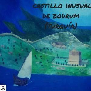 castillo inusual de bodrum (turquía)
