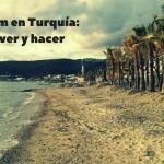 Bodrum en Turquía: qué ver y hacer