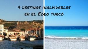 4 destinos inolvidables en el Egeo turco