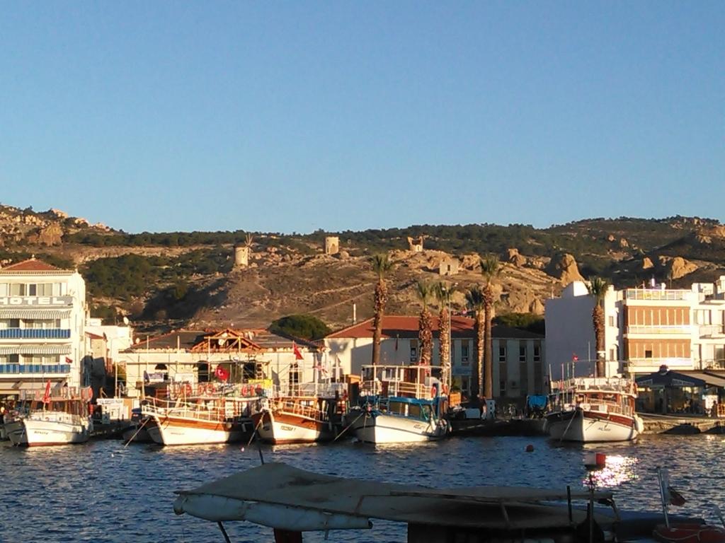 l pueblo Foça es un lugar muy bonito en Turquía, cercano y accesible. / Foça