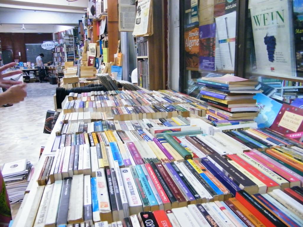 Libros hay muchos, pero sin duda el de Usón merece la pena leerlo/ Istanbul. J.M