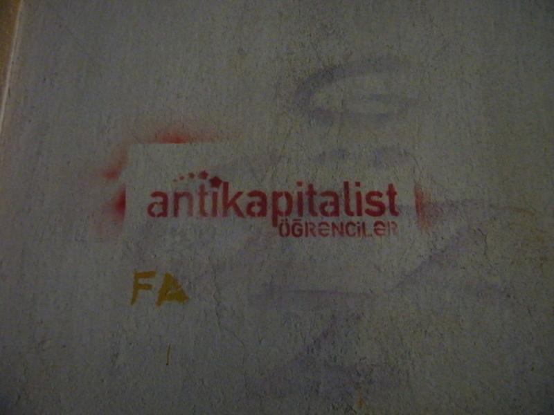lucha anticapitalista