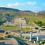 Terapias del pasado en las ruinas de Bergama